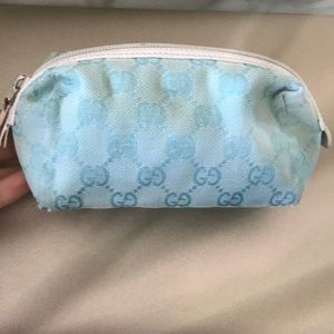 Authentic Gucci Cosmetic Pouch